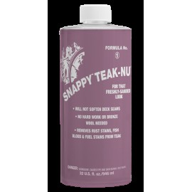 Snappy Teak Nu No1 Cleaner 3.78L