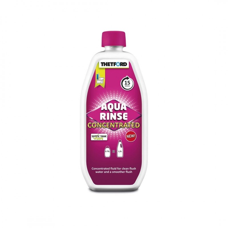 Thetford Aqua Rinse Concntrated 750ml