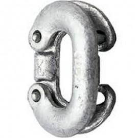 Ενωτικό Κλειδί Αλυσίδας Γαλβανιζε-12mm