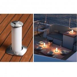 Πλαφονιέρα Osculati Aurora Pop-Out LED Table Light 13.448.06