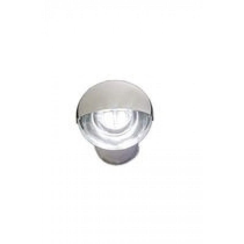 Πλαφονιέρα Led Μισός Φωτισμός Λευκό 33mm