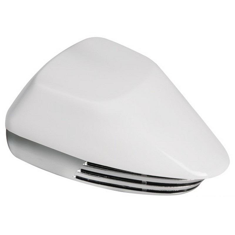 Κόρνα Λευκή Πλαστική 12V