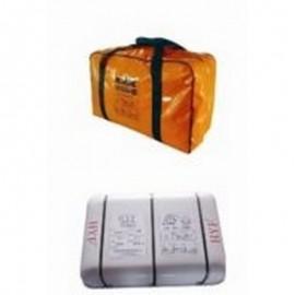 Liferaft 4 Ατόμων ISO 9650-1 Δώρο Το Κόστος Επιθεώρησης