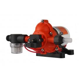 2 Έτη Εγγύηση-11.6 Λίτρα/Λεπτό Πρεσοστατική Αντλία SEAFLO 3.1BAR 3GPM Diaphragm Pump