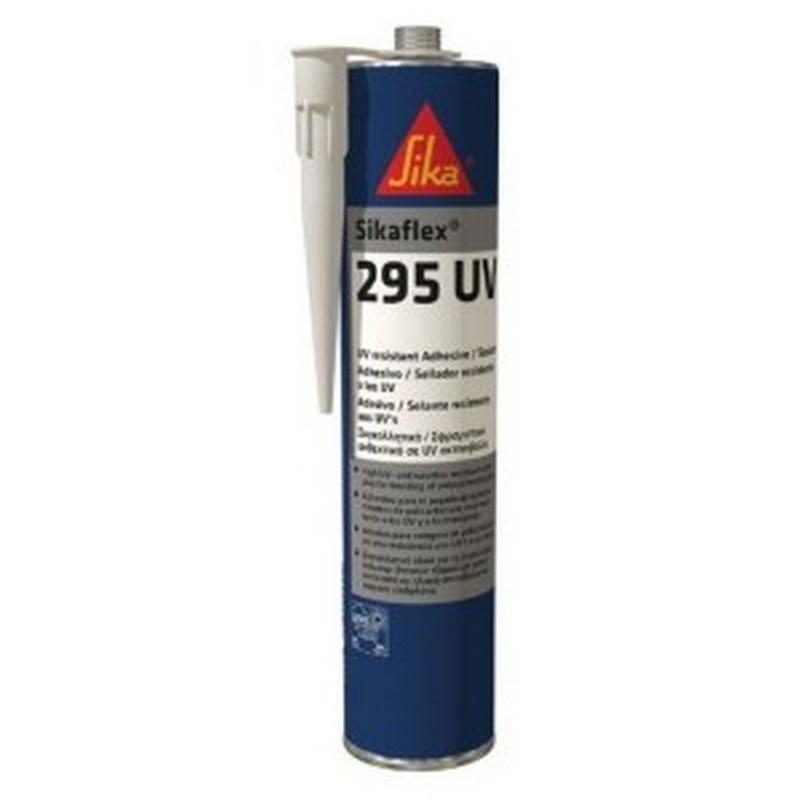 Sikaflex 295UV Μαύρη 300 ml