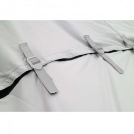 Κάλυμμα Φουσκωτού Με Roll Bar 7.6 - 7.9m Oceansouth Non Woven 280gr/m2