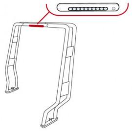 Πλαφονιέρα Led Αδιάβροχη IP66 για Roll Bar