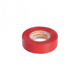Μονωτική Ταινία Κόκκινη Wanter 19mm x 20mt