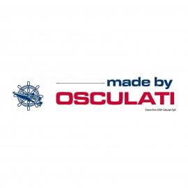 Δέρμα Osculati Φυσiκό Μεγάλο Μέγεθος 55Χ75