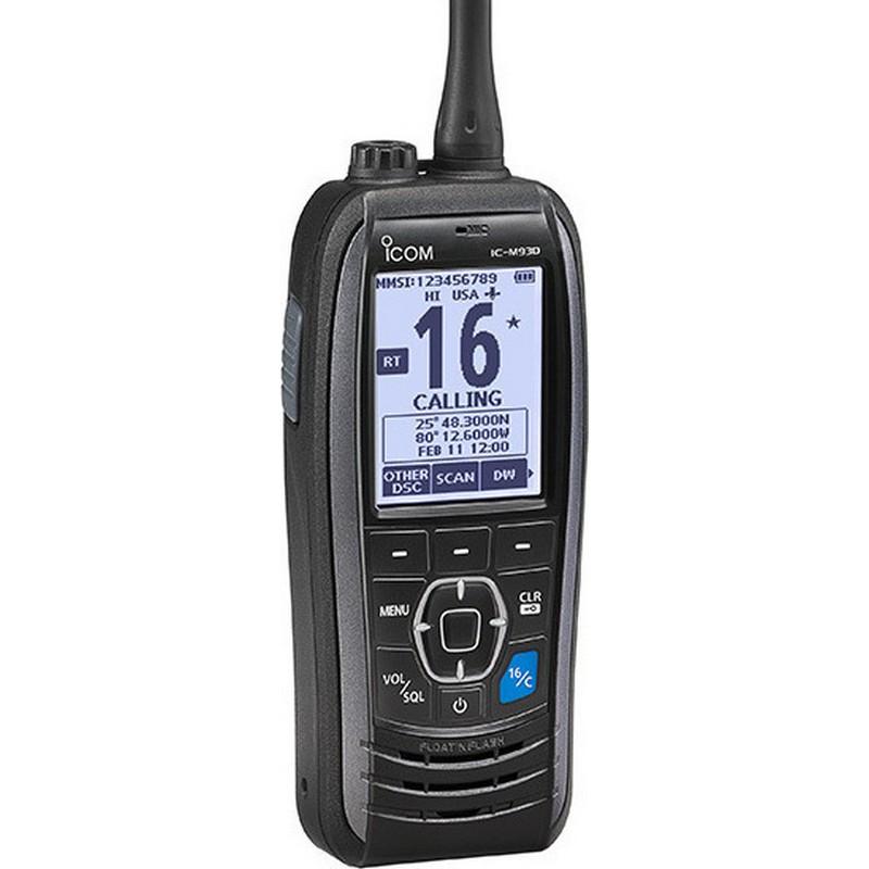 Icom IC-M93D EURO VHF Marine Transceiver