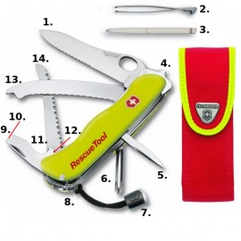 Victor Inox Rescue Tool