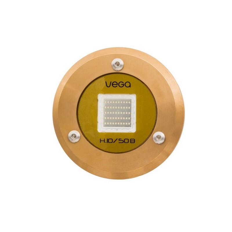 Υποβρύχιο Φωτιστικό Vega Hull 1400lm 50W 3 Χρόνια Εγγύηση-Cyan